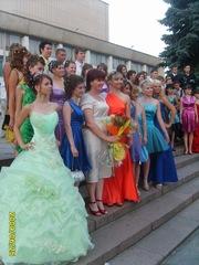 Продам шикарное выпускное,  карнавальное платье