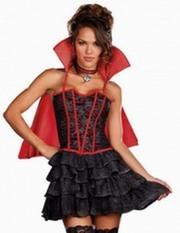 Костюм истинной Вампирши,  карнавальный костюм