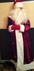Прокат костюмов  Деда Мороза и Снегурочки