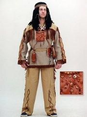 Карнавальные костюмы индейцев