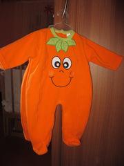 Яркий новогодний костюм для вашего малыша