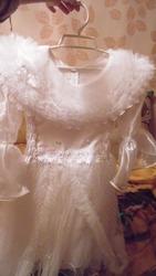 Продаю очень красивое платье на Новый год!