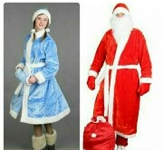 Прокат костюма Деда Мороза Винница