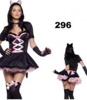 Новогодний костюм Женщины Кошки